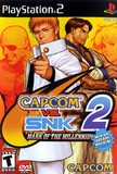 Capcom vs. SNK 2: Mark of the Millennium 2001 (PlayStation 2)